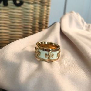 New Tory Burch Band Ring